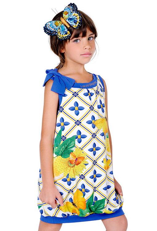 لباس بچگانه مدل لباس,کیف,کفش,جواهرات  , لباس دخترانه بهاره ۲۰۱۵ لورا بیاجیوتی – سری دوم