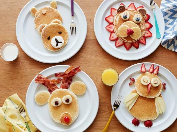 صبحانه بجه