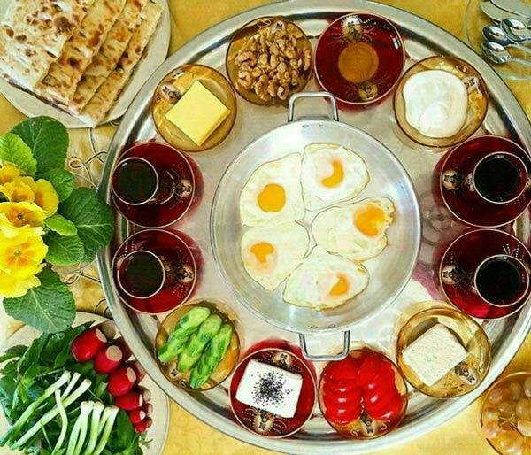 صبحانه رسمی