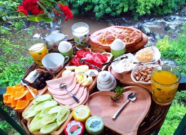 میر صبحانه مهمان