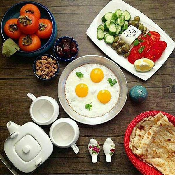 صبحانه غیر رسمی