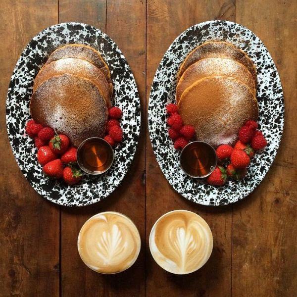 صبحانه عشقولانه