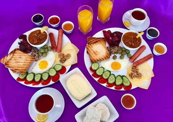 صبحانه شیک