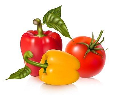 گوجه - فلفل