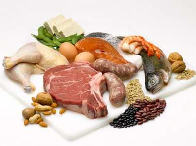 منابع پروتئین برای جوان سازی پوست