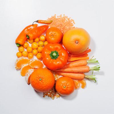 نارنجی ها