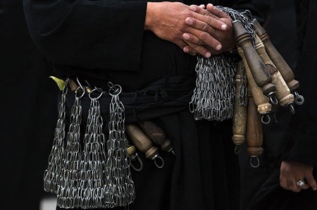 آداب و رسوم مردم نایین, رسوم ماه محرم