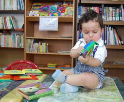 تقویت هوش کودک بازی