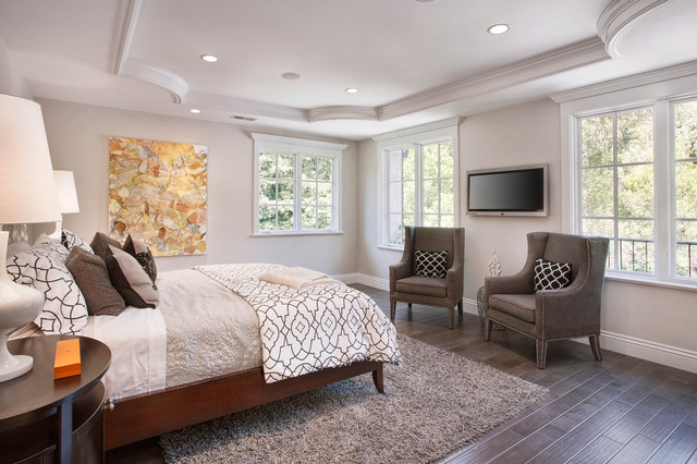 زیباترین طراحی های اتاق خواب   سری سوم