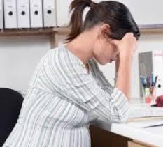 بارداری و زایمان  , بهداشت روانی دوران بارداری