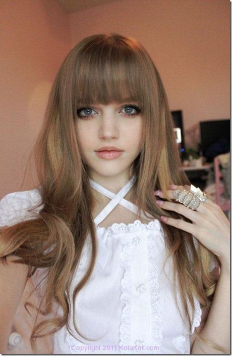 دختر زیبای جهان - باربی واقعی
