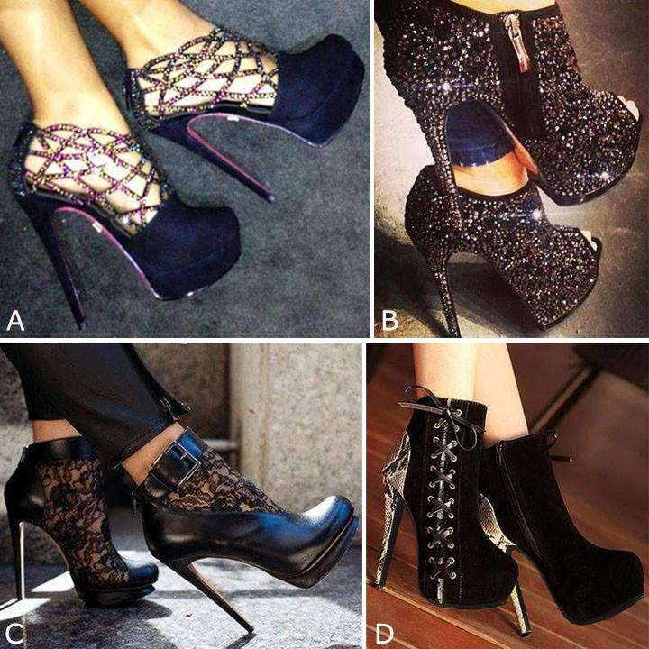 مدل کیف و کفش مدل لباس,کیف,کفش,جواهرات  , مدل های زیبای کفش مجلسی زنانه  1