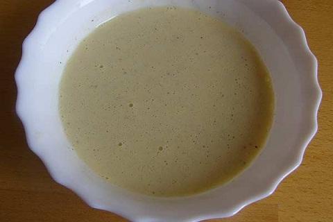 دستور پخت غذا  , طرز تهیه کوکو کدو سبز
