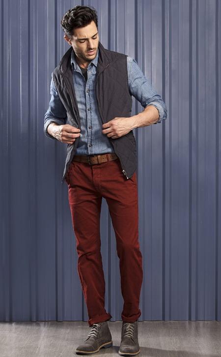 مدل لباس مردانه جین و اسپرت Vrsaopaulo