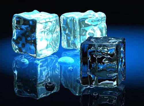 یخ درمان دندان درد