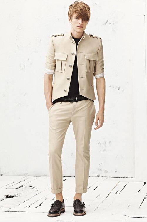 لباس مردانه Balmain Paris