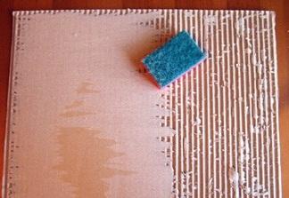 توی این مطلب ساخت مقوای موج دار به شما آموزش داده میشه،  و توی مطالب بعدی آموزش ساخت کاردستی با این مقواهای موج دار.