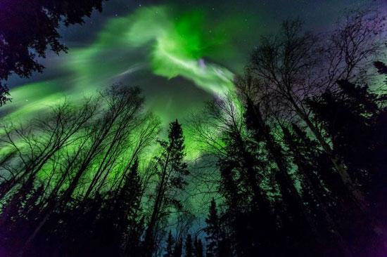 ۸ حقیقت اعجاب انگیز در مورد شفقهای قطبی