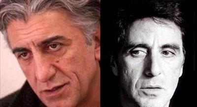 شخصیت های ایرانی عکس و کلیپ  , شباهت بازیگران ایران با بازیگران جهان