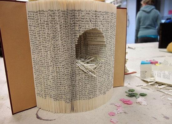 اوریگامی, هنر تا کردن کاغذ