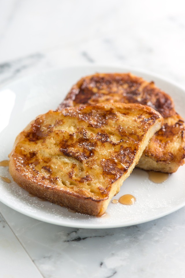 نان تست فرانسوی  ,فرنچ تست, نان تست ,طرز پخت نان تست فرانسوی, طرز تهیه فرنچ تست , طرز تهیه نان تست فرانسوی ,روش تهیه نان تست فرانسوی,دستور تهیه نان تست فرانسوی