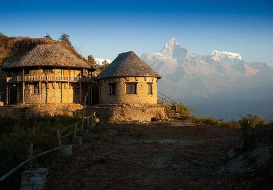آرامش بخش ترین خانه های جهان خانه هایی در مناطق بکر