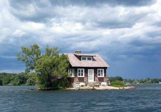 آرامش بخش ترین خانه های جهان