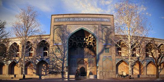 باغهای تاریخی اصفهان