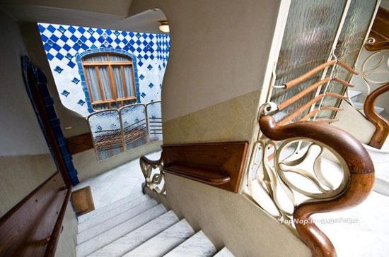 برترین آثار معماری آنتونی گائودی +عکس