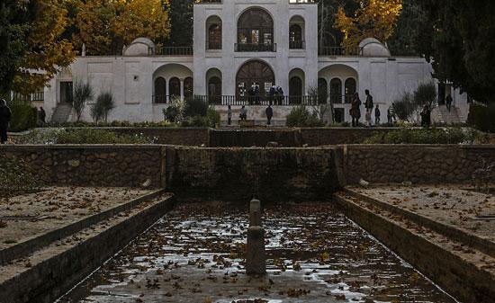 باغ شاهزاده ماهان کجاست؟