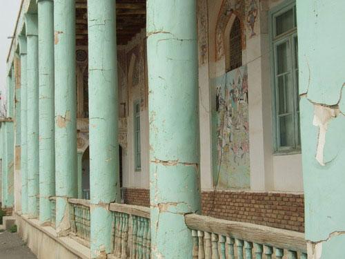 جاذبه های ایران گردشگری  , مسجد تاریخی میرپنج در خامنه