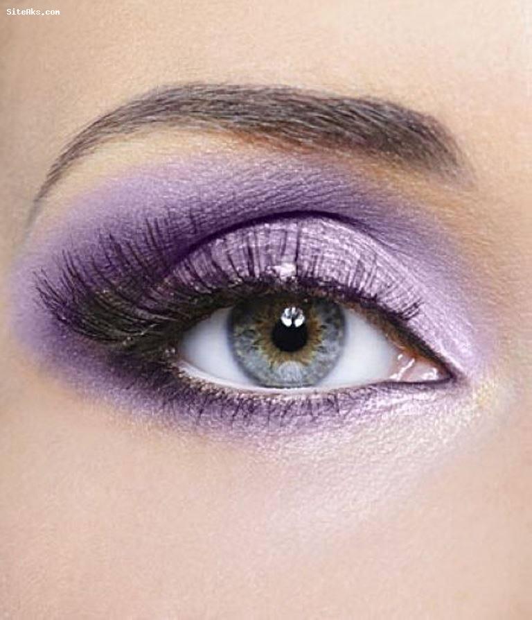 زیباترین مدل آرایش چشم