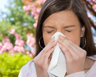 حساسیت آلرژی