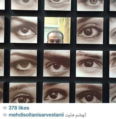 اخبار,اخبار فرهنگی , چهره ها در شبکه های اجتماعی