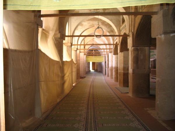 مسجد جامع نائین  نایین