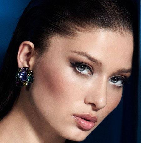 عکس های زیباترین دختر 16ساله و باربری جهان