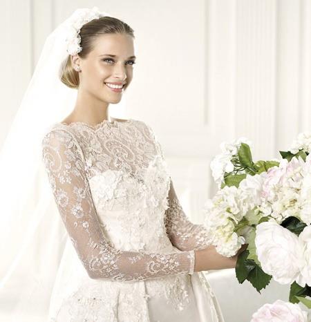 لباس عروس, انتخاب لباس عروس, لباس عروس مناسب, راهنمای خرید لباس عروس