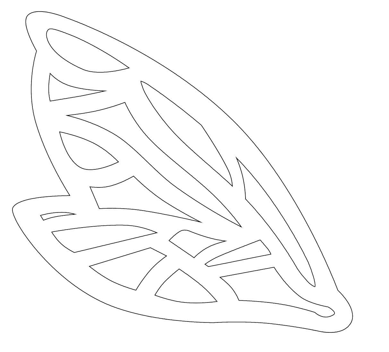 آموزش ساخت زیورآلات به شکل بال پروانه    butterfly-wing