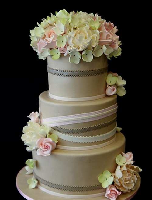 تزئین کیک