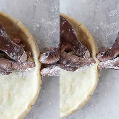 طرز درست کردن خمیر پای, نکات مهم برای تهیه خمیر پای