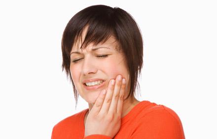 toothache مسکن های طبیعی برای دندان درد