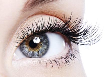 چشم  Beauty female eye