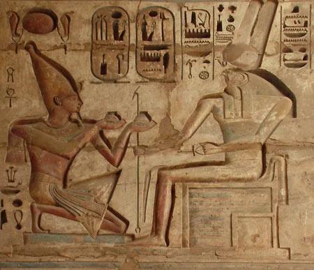 معبد مدینت هابو,معبد مدینت هابو در اقصر,معبد مدینت هابو در مصر