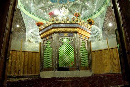 امامزاده یحیی,امامزاده یحیی در همدان,بقعه امامزاده یحیی