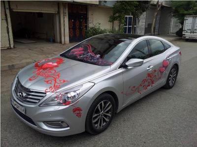 مدل ماشین عروس , ماشین عروس 2013