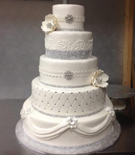 مدل کیک عروسی, عکس کیک عروسی