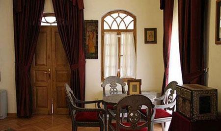 خانه ای با قدمت مشروطیت در ایران,خانه مشروطه