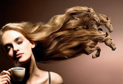 ریزش مو حکم کردن مو استحکام مو