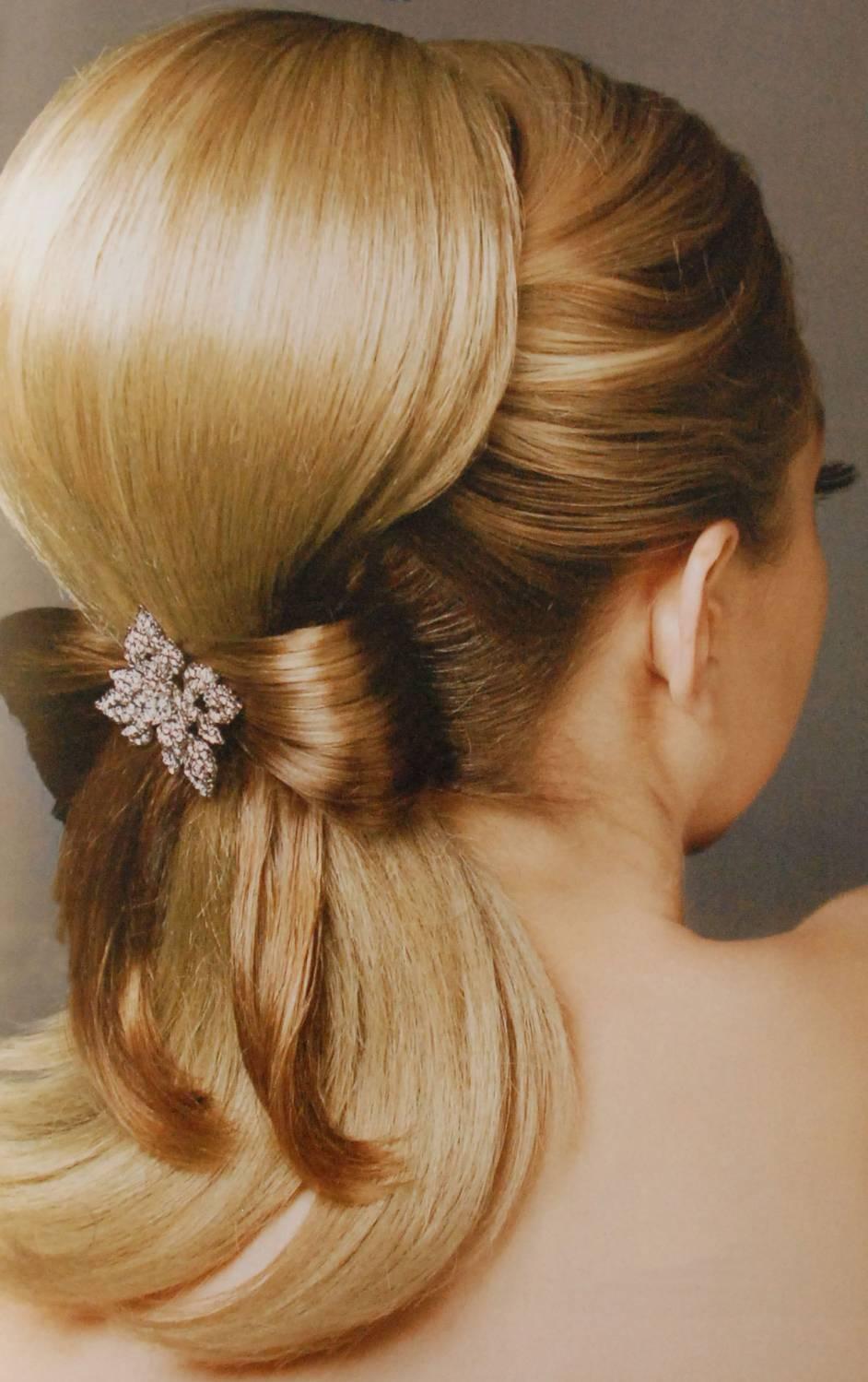 آرایش عروس - شینیون عروس - میکاپ عروس