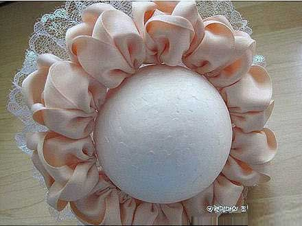 آموزش ساخت دسته گل - آموزش گلسازی - روبان دوزی